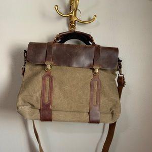 Men's Canvas Workbag